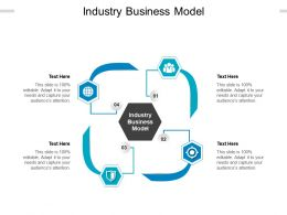 Industry Business Model Ppt Powerpoint Presentation Ideas Example File Cpb