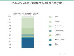 industry_cost_structure_market_analysis_powerpoint_slide_deck_Slide01