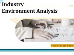 Industry Environment Analysis Powerpoint Presentation Slides