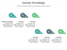 Industry Knowledge Ppt Powerpoint Presentation Summary Graphic Images Cpb