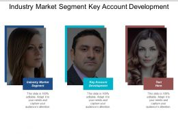 Industry Market Segment Key Account Development Innovation Mapping Cpb