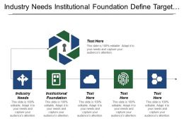 Industry Needs Institutional Foundation Define Target Audience Survey Questionnaires