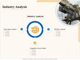 Industry Outlook Industry Analysis Ppt Powerpoint Presentation