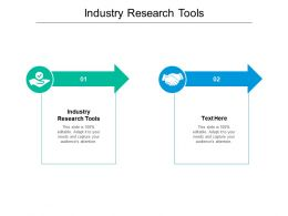 Industry Research Tools Ppt Powerpoint Presentation Summary Styles Cpb