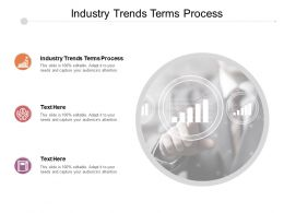 Industry Trends Terms Process Ppt Powerpoint Presentation Layouts Gallery Cpb