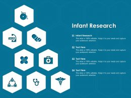 Infant Research Ppt Powerpoint Presentation Summary Themes