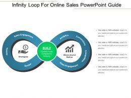 infinity_loop_for_online_sales_powerpoint_guide_Slide01