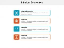 Inflation Economics Ppt Powerpoint Presentation Model Mockup Cpb