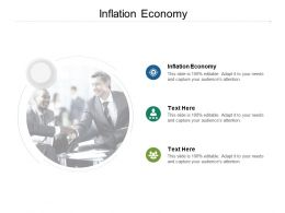 Inflation Economy Ppt Powerpoint Presentation Slides Example Cpb