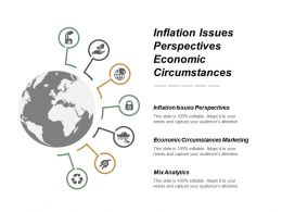 Inflation Issues Perspectives Economic Circumstances Marketing Mix Analytics Cpb