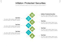 Inflation Protected Securities Ppt Powerpoint Presentation Slides Demonstration Cpb