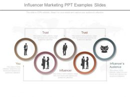 Influencer Marketing Ppt Examples Slides