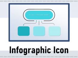 Infographic Icon Circular Business Process Product Roadmap Percentage