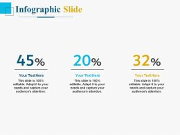 Infographic Slide Ppt Powerpoint Presentation Infographics Background