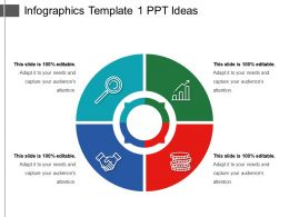 Infographics Template 1 Ppt Ideas