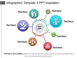 Infographics Template 5 Ppt Inspiration