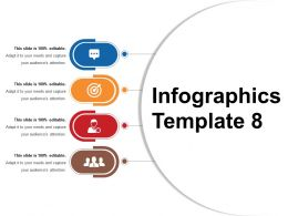 Infographics Template 8 Ppt Sample