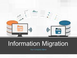 Information Migration Powerpoint Presentation Slides