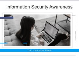 Information Security Awareness Powerpoint Presentation Slides