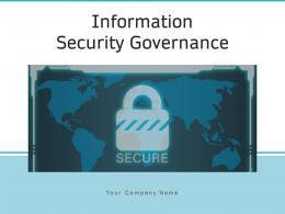 Information Security Governance Information Planning Stakeholders Framework