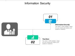 Information Security Ppt Powerpoint Presentation Ideas Portfolio Cpb