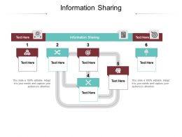 Information Sharing Ppt Powerpoint Presentation Infographics Slideshow Cpb