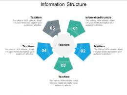 Information Structure Ppt Powerpoint Presentation Slides Images Cpb