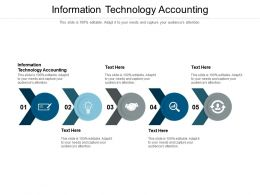 Information Technology Accounting Ppt Powerpoint Presentation Designs Download Cpb