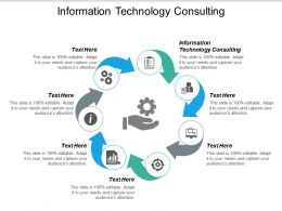 Information Technology Consulting Ppt Powerpoint Presentation Outline Information Cpb