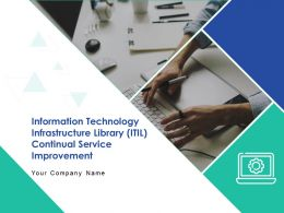 Information Technology Infrastructure Library ITIL Continual Service Improvement Powerpoint Presentation Slides