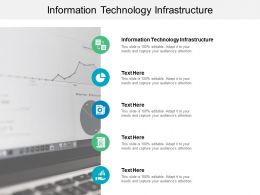 Information Technology Infrastructure Ppt Powerpoint Presentation Layouts Samples Cpb