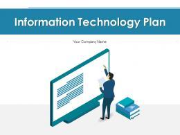 Information Technology Plan Strategies Architecture Development Management
