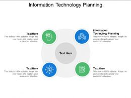 Information Technology Planning Ppt Powerpoint Presentation File Background Image Cpb