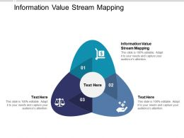 Information Value Stream Mapping Ppt Powerpoint Presentation Professional File Formats Cpb