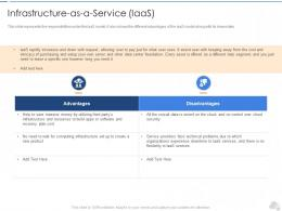 Infrastructure As A Service Iaas Cloud Security IT Ppt Formats