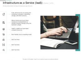 Infrastructure As A Service IaaS Outright Ppt Powerpoint Presentation File Format Ideas