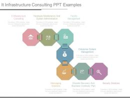 Infrastructure Consulting Ppt Examples