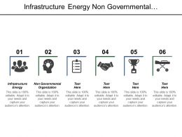 Infrastructure Energy Non Governmental Organization Group Professional Union