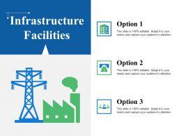 Infrastructure Facilities Powerpoint Presentation Templates