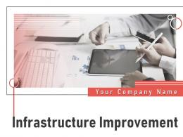 Infrastructure Improvement Powerpoint Presentation Slides