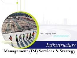 Infrastructure Management IM Services And Strategy Powerpoint Presentation Slides