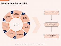 Infrastructure Optimization Revenue Ppt Powerpoint Presentation File Elements