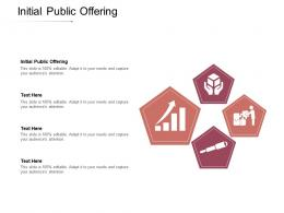 Initial Public Offering Ppt Powerpoint Presentation Ideas Sample Cpb