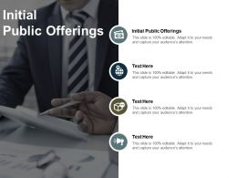 Initial Public Offerings Ppt Powerpoint Presentation Slides Format Cpb