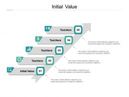 Initial Value Ppt Powerpoint Presentation Summary Deck Cpb