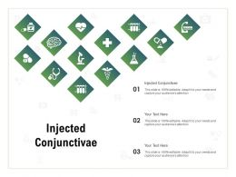 Injected Conjunctivae Ppt Powerpoint Presentation Professional Infographics