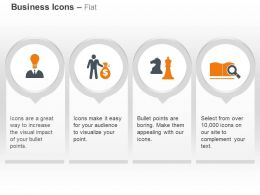 Innovation Dollar Money Strategy Data Search Ppt Icons Graphics