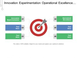 Innovation Experimentation Operational Excellence Data Management Embedded Loss Prevention