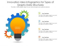 Innovation Idea For Types Of Graphs Data Structures Infographic Template