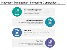 Innovation Management Increasing Competition Mobile Networking Corporate Level Strategy